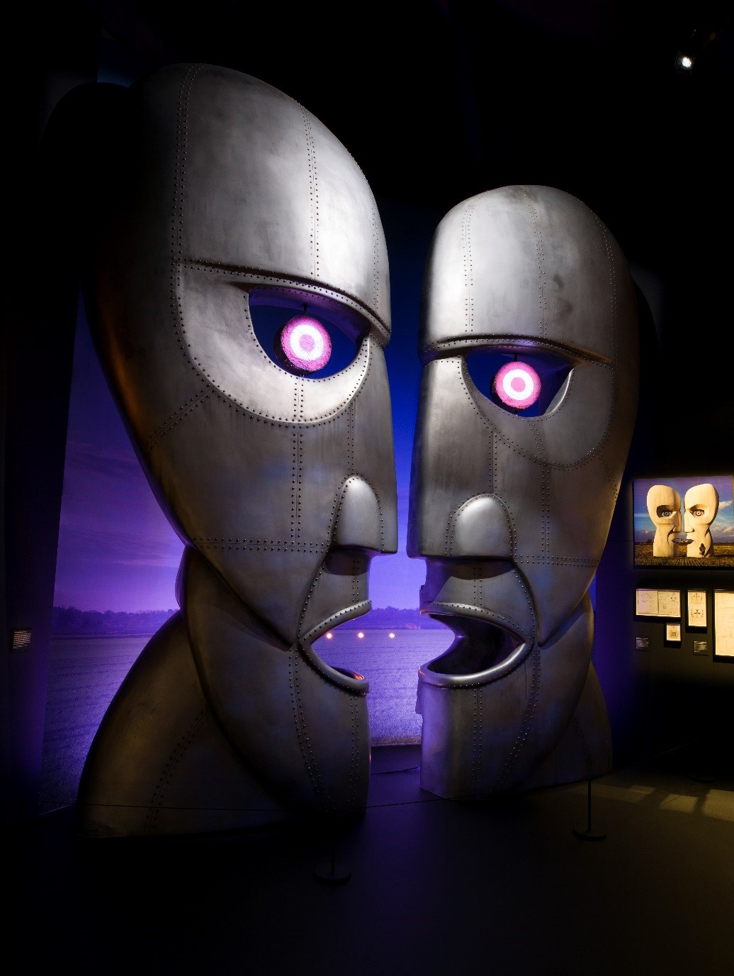 sun The 10 Coolest Things to See at Pink Floyd: Their Mortal Remains