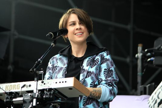 Tegan and Sara // Photo by Heather Kaplan