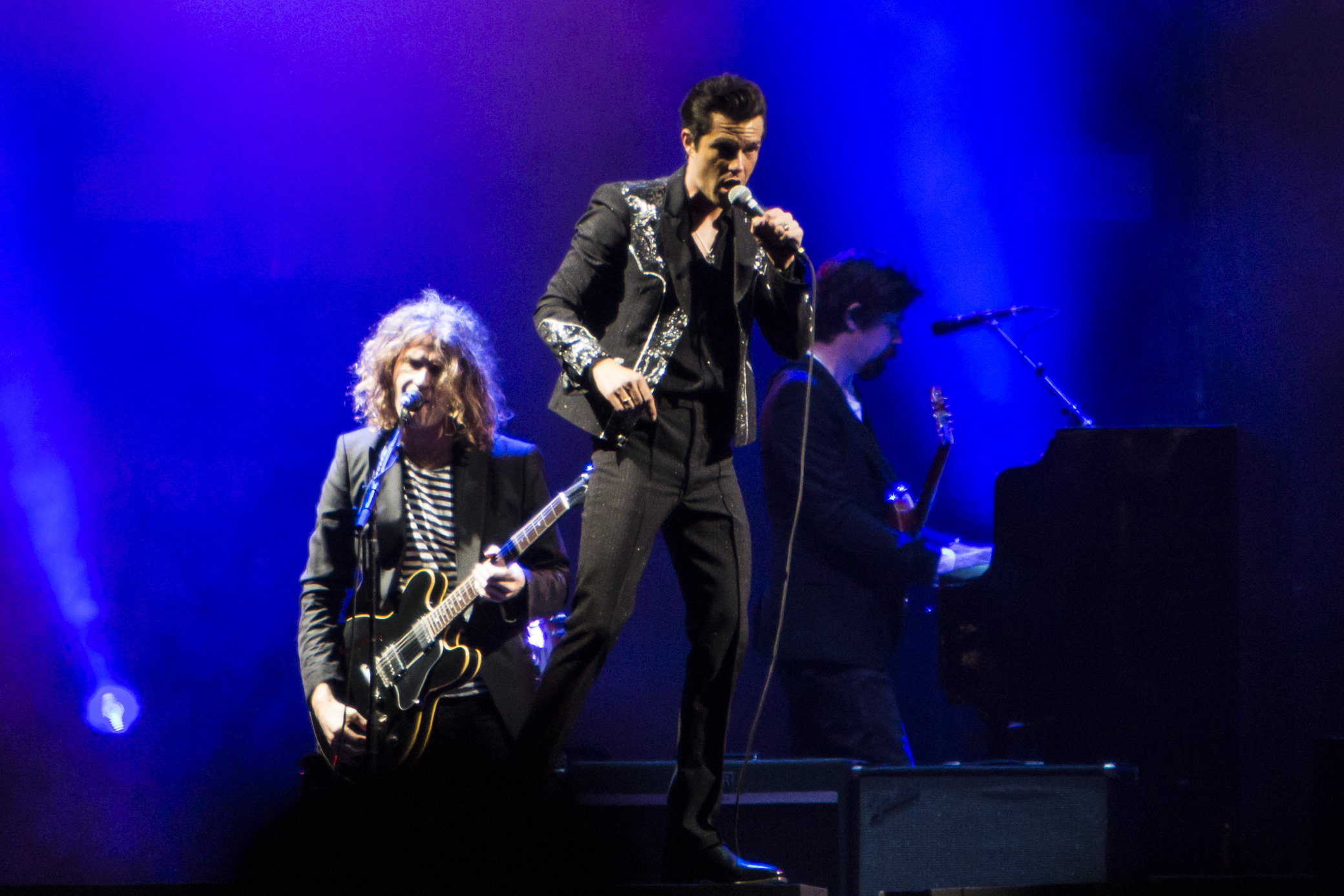 the killers 16 Lollapalooza Review: Really, Though, Who Are The Killers?