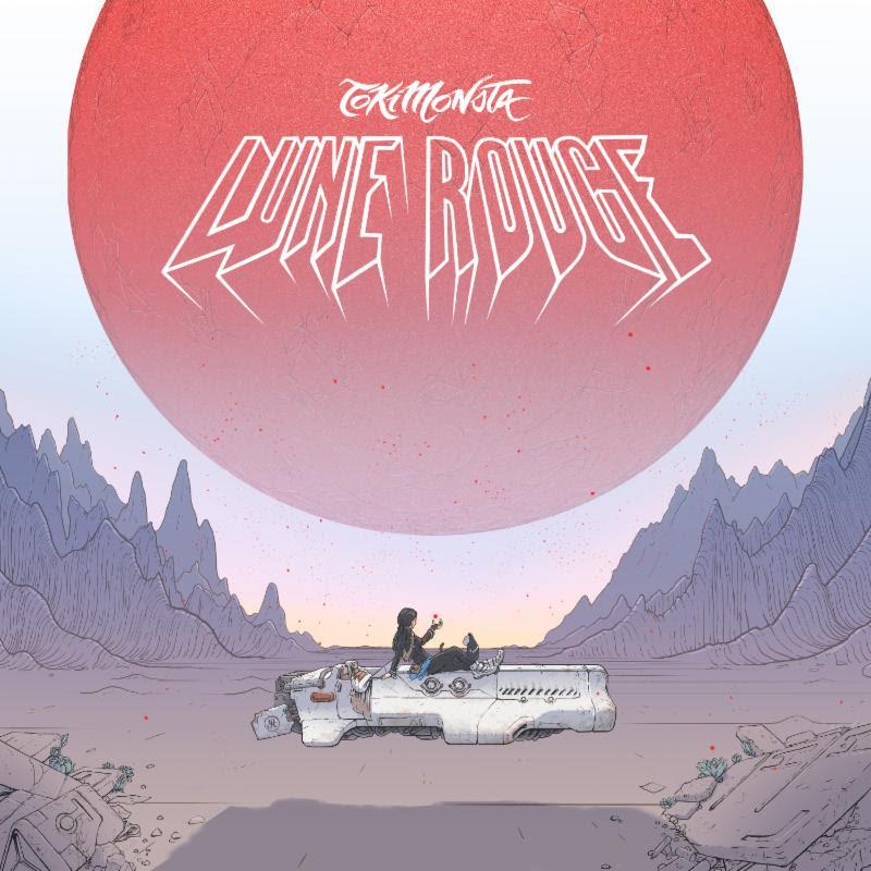 tokimonsta lune rouge album new TOKiMONSTA announces new album, Lune Rouge, shares single We Love: Stream