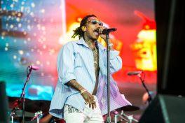 Wiz Khalifa // Photo by Philip Cosores