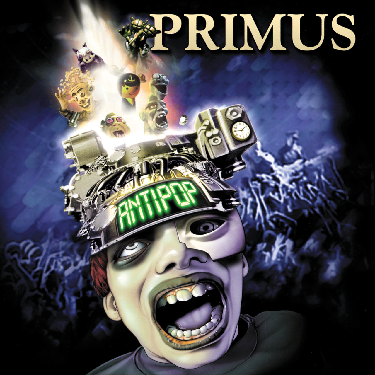 1280x1280 Les Claypool Breaks Down the Entire Primus Discography