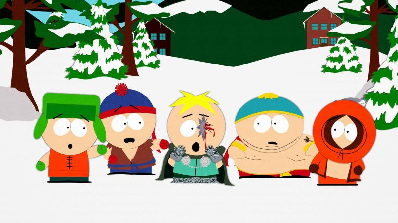 22good times with weapons22 South Parks Top 20 Episodes