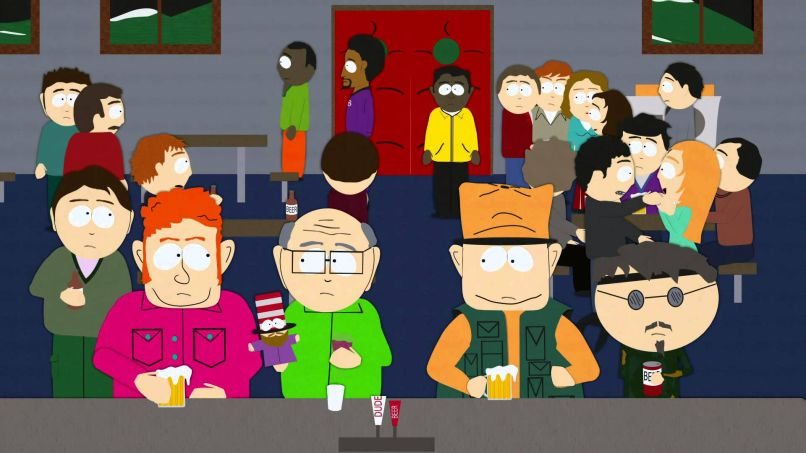 22here comes the neighborhood22 South Parks Top 20 Episodes