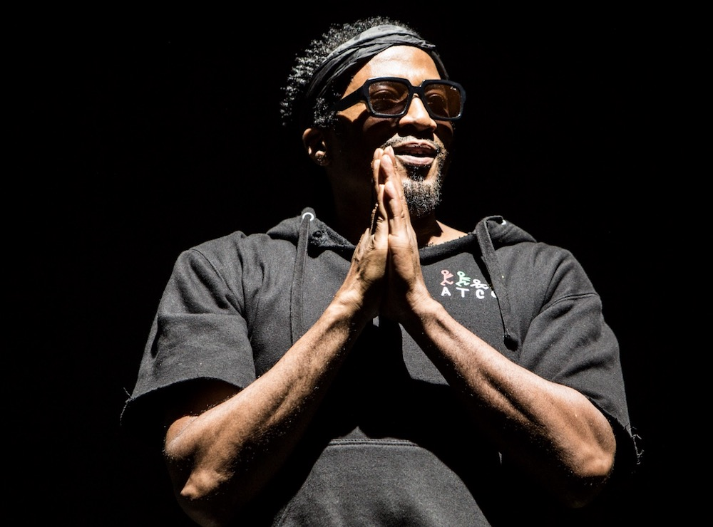 Q-Tip, photo by Philip Cosores
