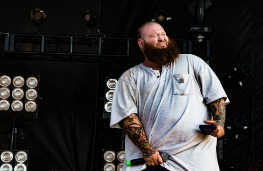 Action Bronson // Photo by Lior Phillips