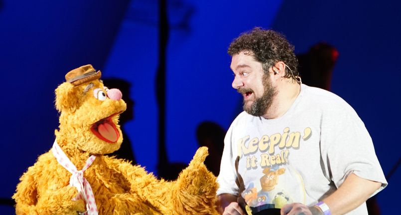 andrea mccallin the muppets studio 11 Live Review: The Muppets Bring Magic to the Hollywood Bowl (9/8)