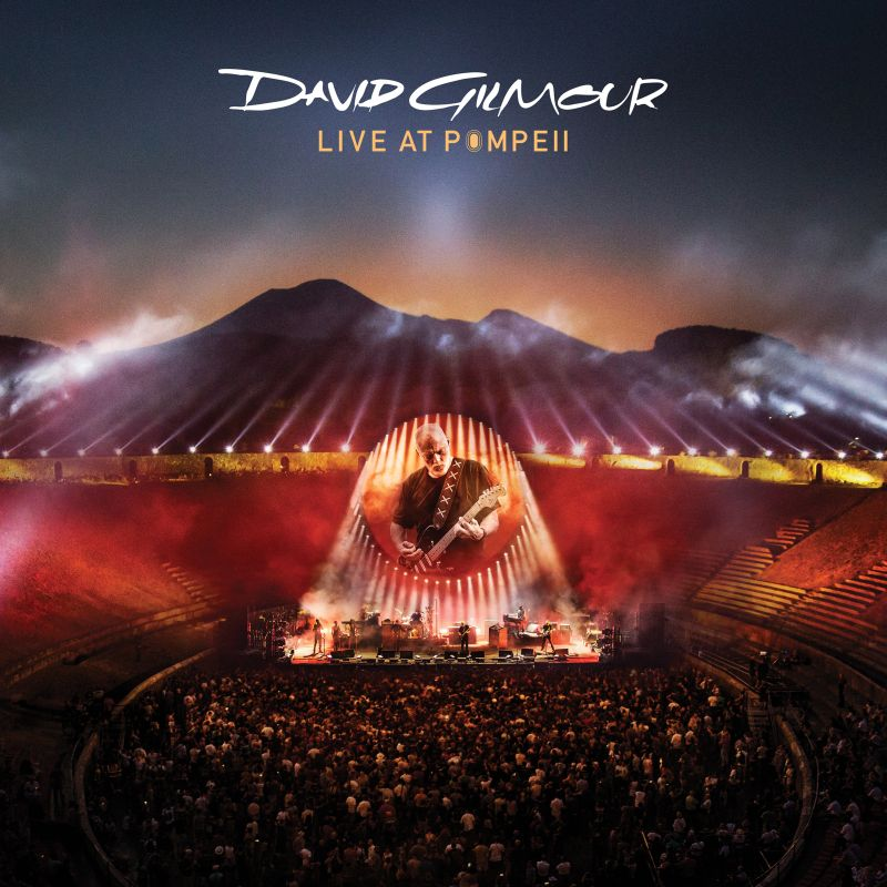 david gilmour live at pompeii artwork David Gilmour releases Live at Pompeii concert album: Stream