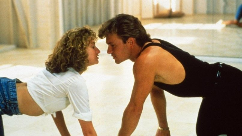dirty dancing The 80 Greatest Movies of the 80s