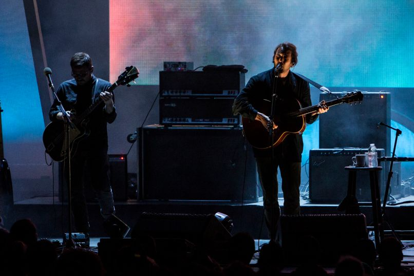 fleet foxes 3 Live Review: Fleet Foxes and Beach House at the Hollywood Bowl (9/23)