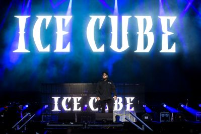 Ice Cube // Photo by Philip Cosores