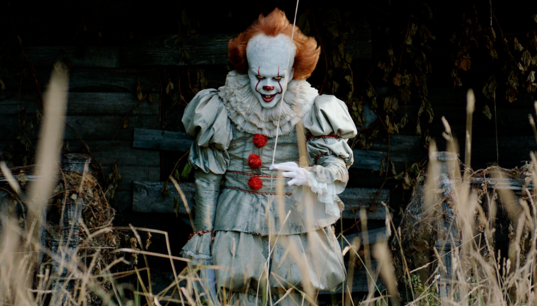 it pennywise Andy and Barbara Muschietti on It, Sequel Ideas, Pet Sematary, and The Jaunt