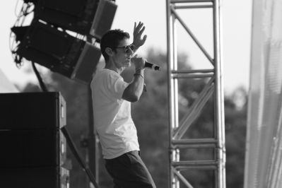 Mike D // Photo by Heather Kaplan