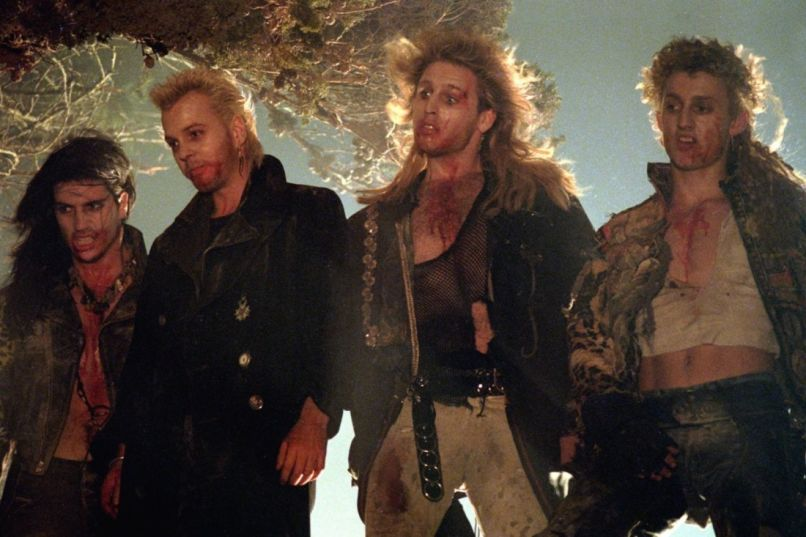 lost boys hed The 100 Greatest Summer Blockbuster Movies of All Time