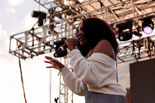 Noname // Photo by Frances Welch