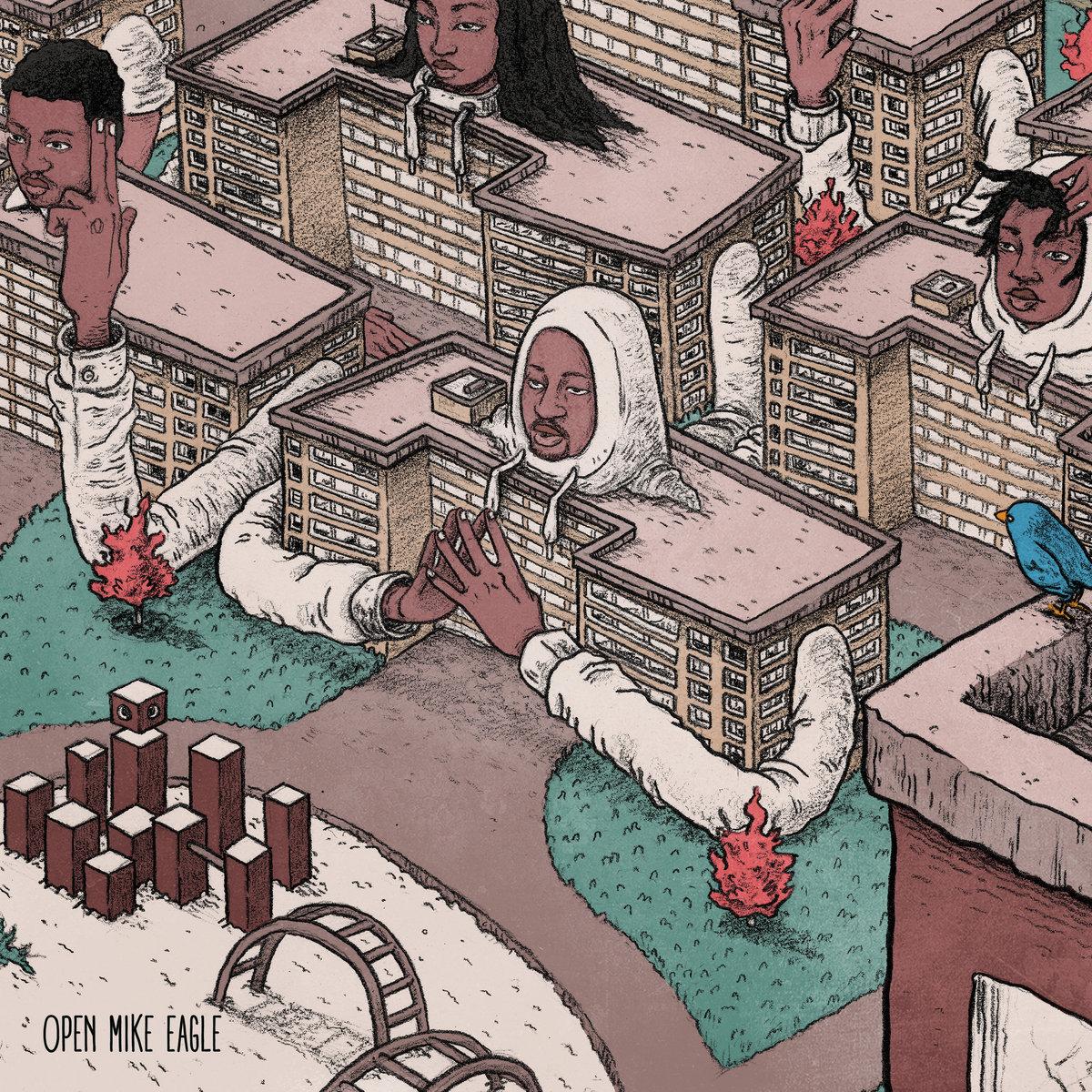 open mike eagle Open Mike Eagle unveils new album, Brick Body Kids Still Daydream: Stream/download