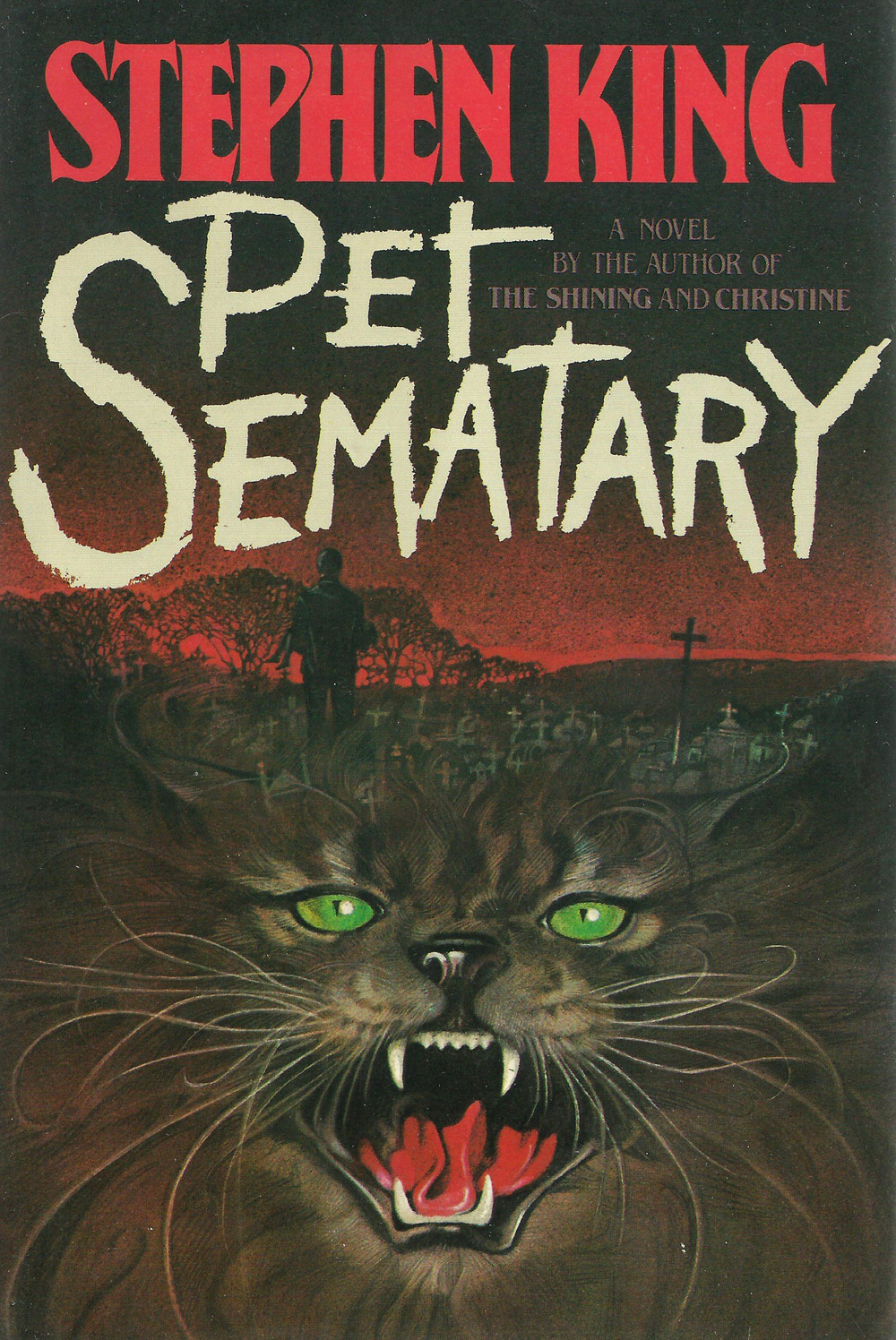pet sematary Andy and Barbara Muschietti on It, Sequel Ideas, Pet Sematary, and The Jaunt