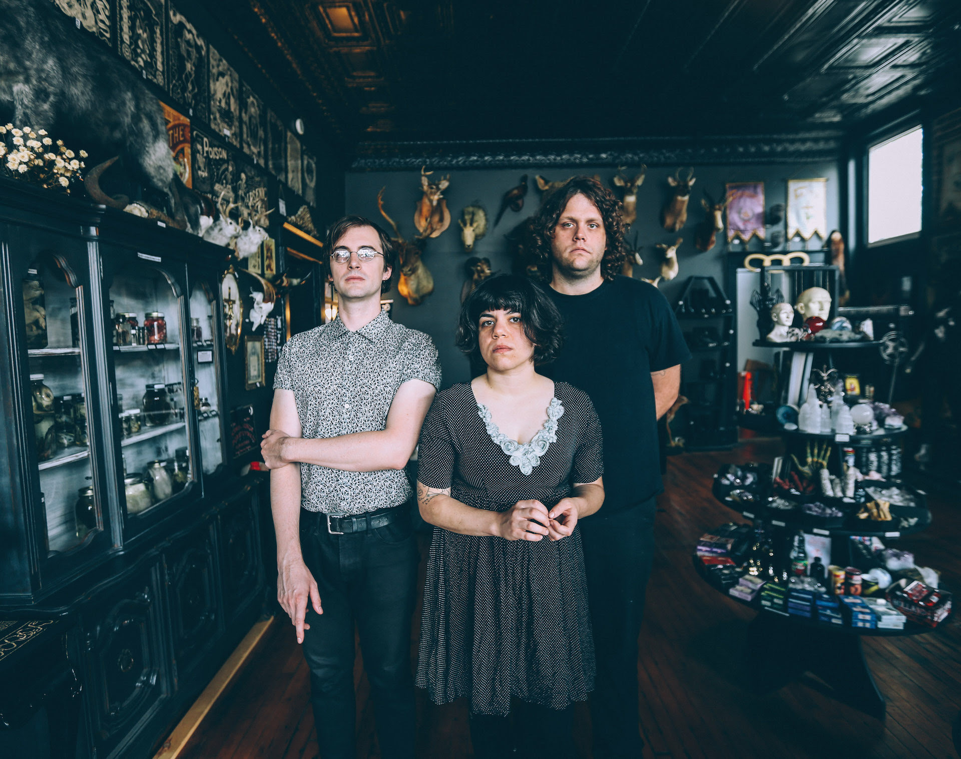 Screaming Females, photo by Farrah Skeiky