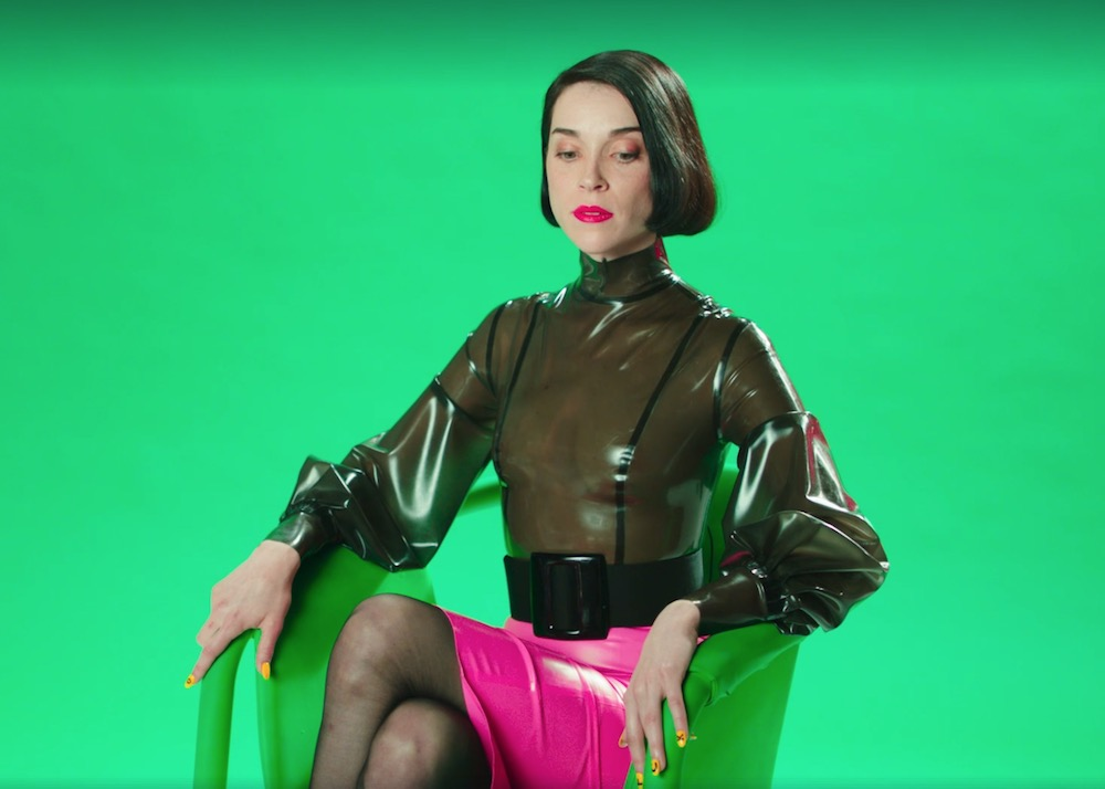 st vincent interview kit 10 Times St. Vincent Gave No Fucks