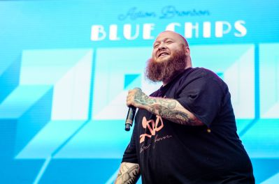 Action Bronson // Photo by Ben Kaye