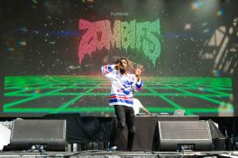 Flatbush Zombies // Photo by Ben Kaye