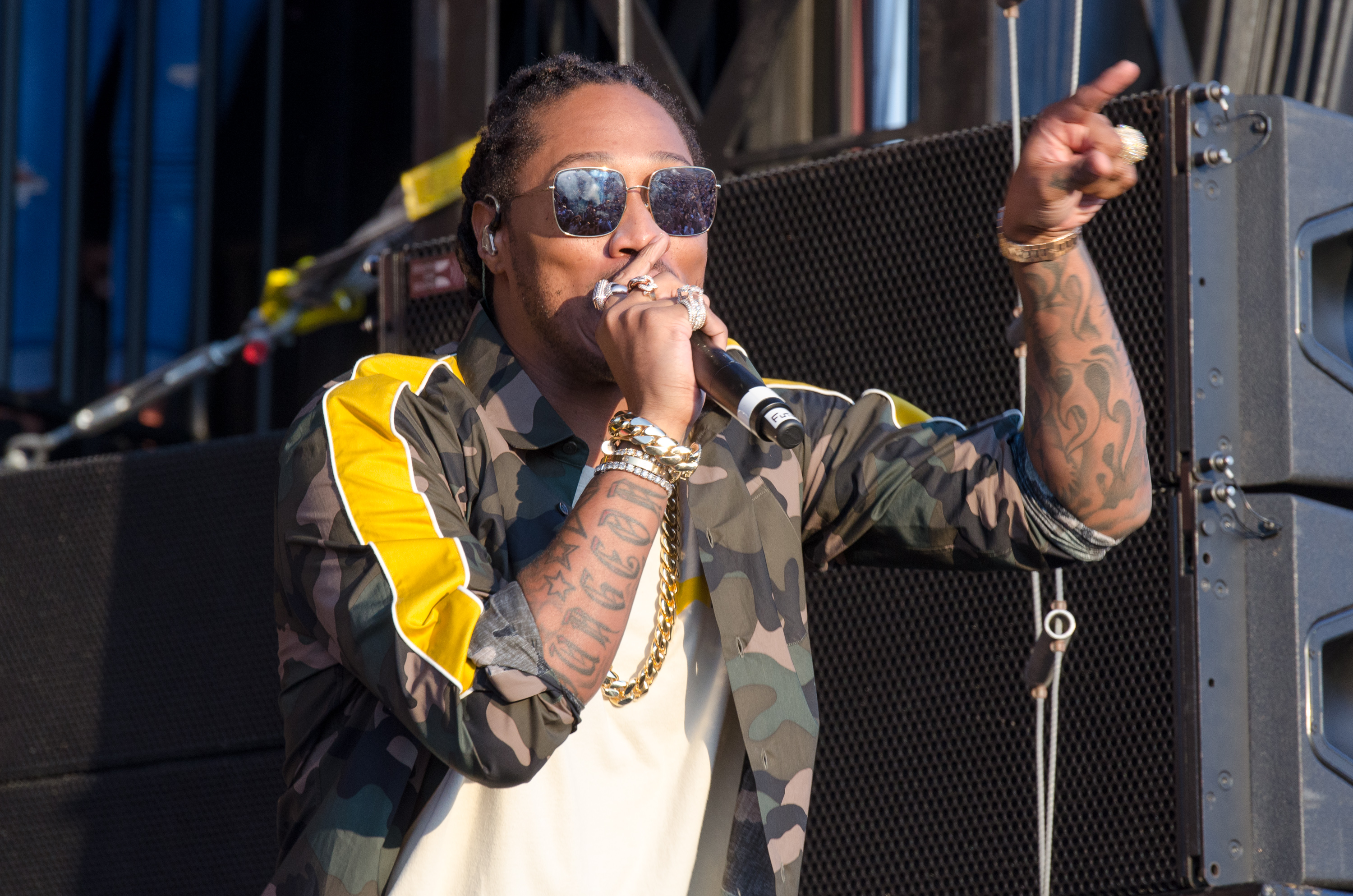 Future shares video for new song