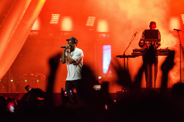 Jay Z // Photo by Ben Kaye