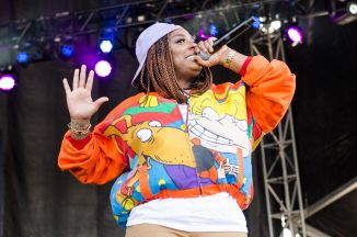 Kamaiyah // Photo by Ben Kaye