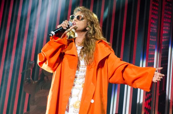 M.I.A. // Photo by Ben Kaye