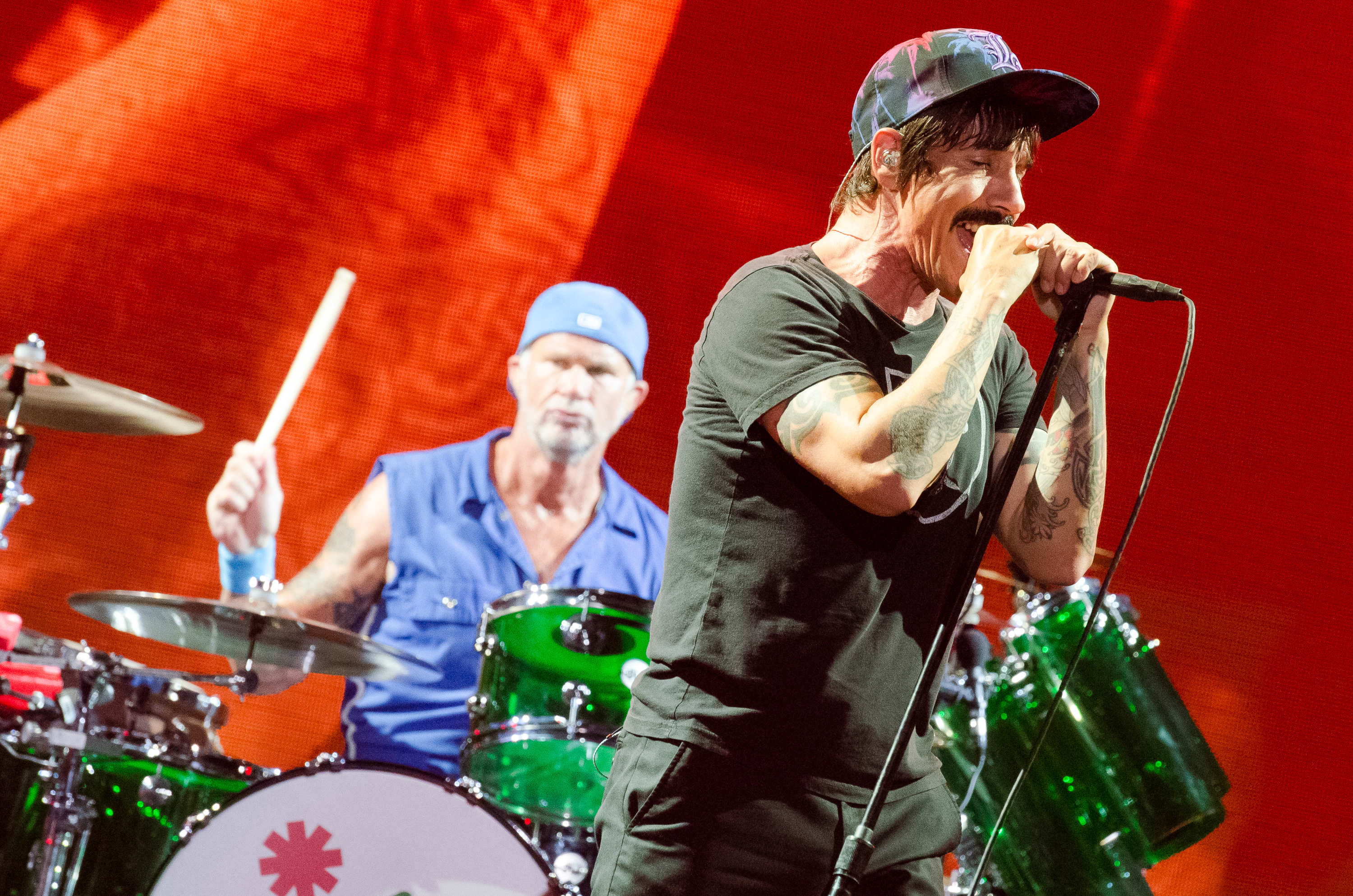 Red Hot Chili Peppers // Photo by Ben Kaye