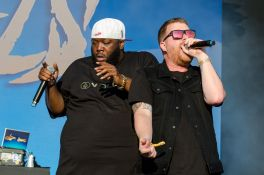 Run the Jewels // Photo by Ben Kaye
