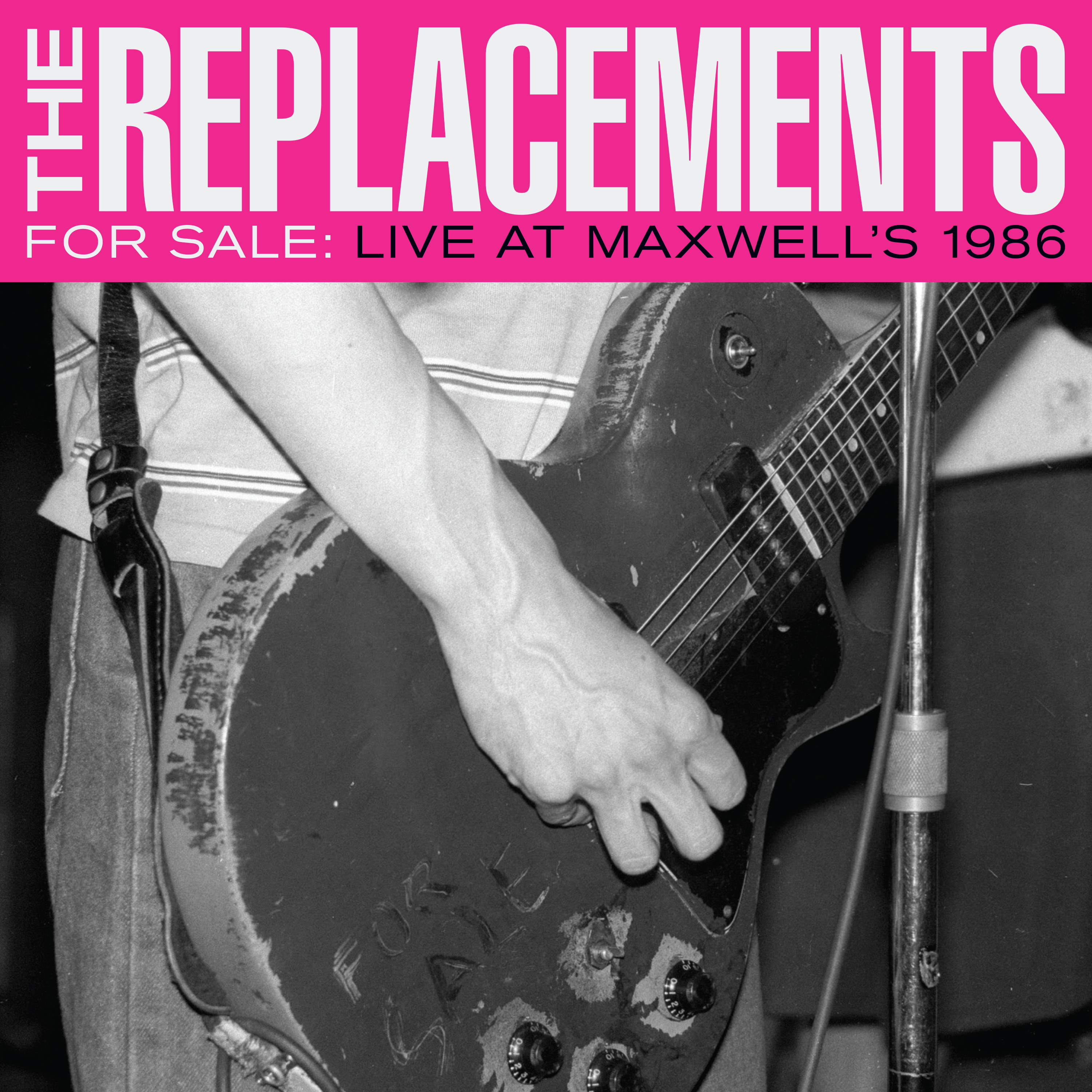 the replacements liveatmaxwells The Replacements share live version of Im in Trouble from For Sale: Live at Maxwells 1986: Stream