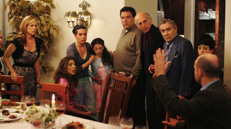 the seder 02 1920 Curb Your Enthusiasms Top 20 Episodes