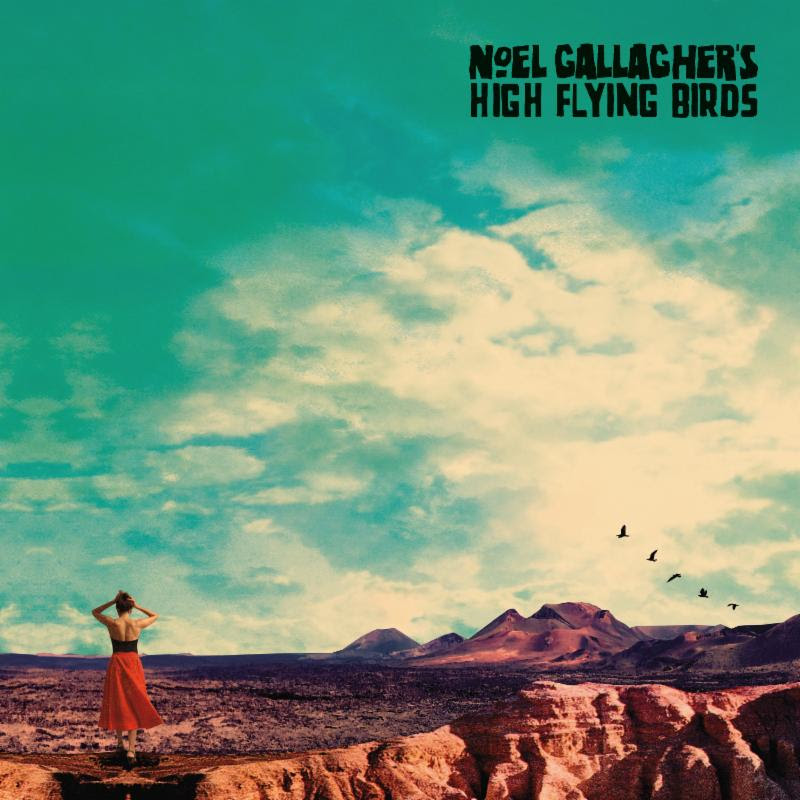 unnamed 21 Noel Gallaghers High Flying Birds announce new album, Who Built the Moon?, reveal 2018 tour dates