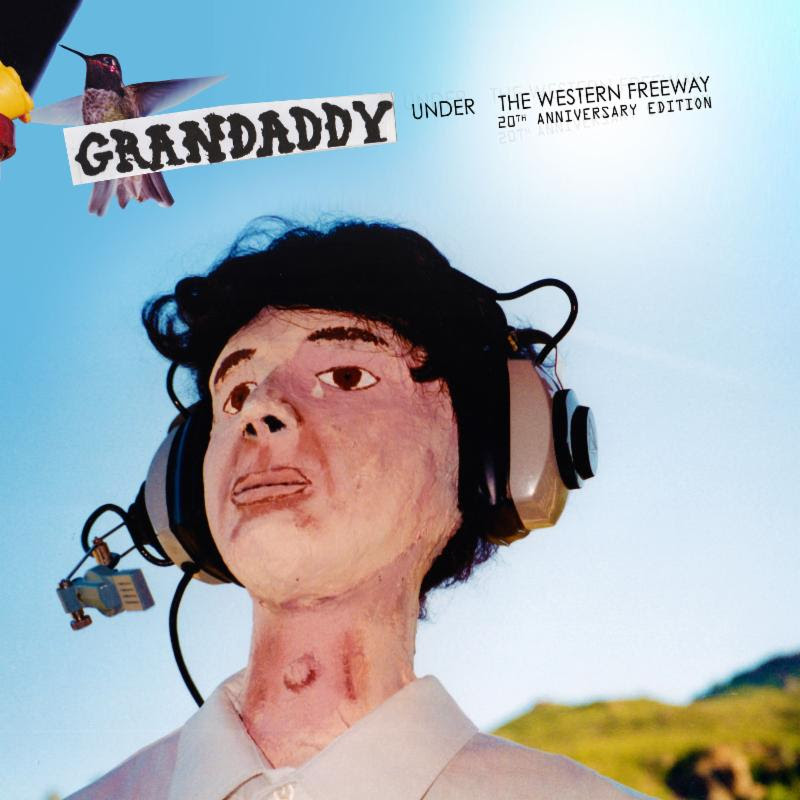 unnamed 35 Grandaddy announce Under the Western Freeway vinyl reissue, share unreleased track: Stream
