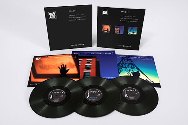 vinyl packshot The The announce Radio Cineola: Trilogy box set, first tour dates in 16 years