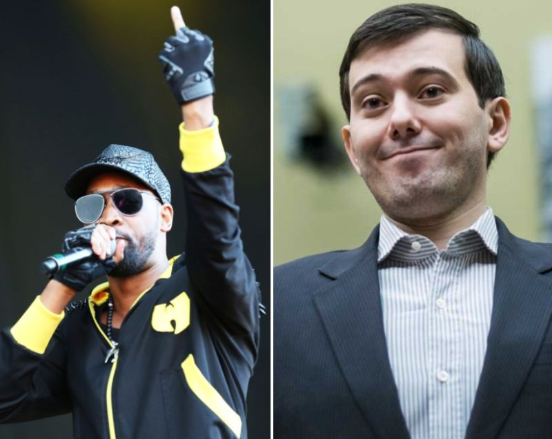 Wu Tang Clan Diss Martin Shkreli With New Song Lesson Learnd