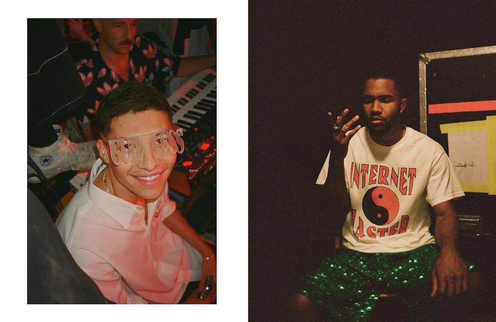 Frank Ocean shares personal 32 page photo essay