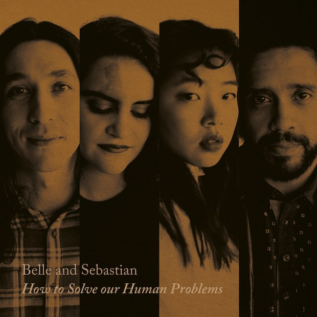 4000x4000px ep1cover Belle and Sebastian announce three EP series, share new single, Ill Be Your Pilot: Stream