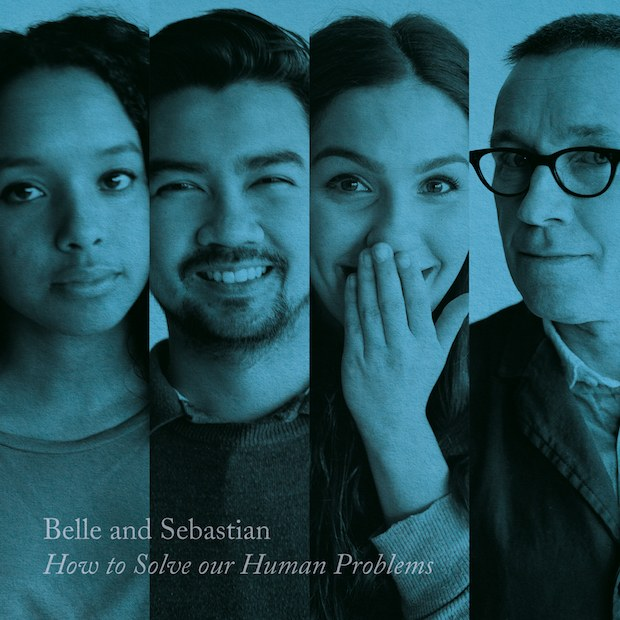 4000x4000px ep3cover Belle and Sebastian announce three EP series, share new single, Ill Be Your Pilot: Stream