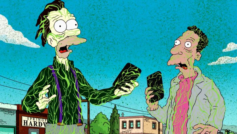 The Simpsons, Treehouse of Horror XXIX (Fox)
