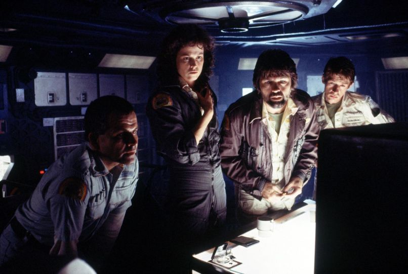 alien 1979 The 100 Scariest Movies of All Time