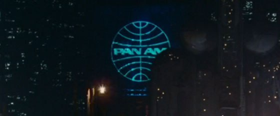 bladerunner 0 07 25 pan am 10 Things Blade Runner Thought Wed Have by Now