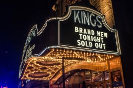 Brand New at Kings Theatre // Photo by Ben Kaye