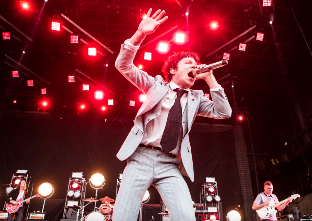 "Cage The Elephant Break Down Tragedy On ""house Of Glass"""