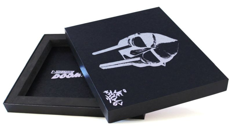 doom operation doomsday box set inner packaging DOOM announces Operation: Doomsday 7 inch vinyl box set