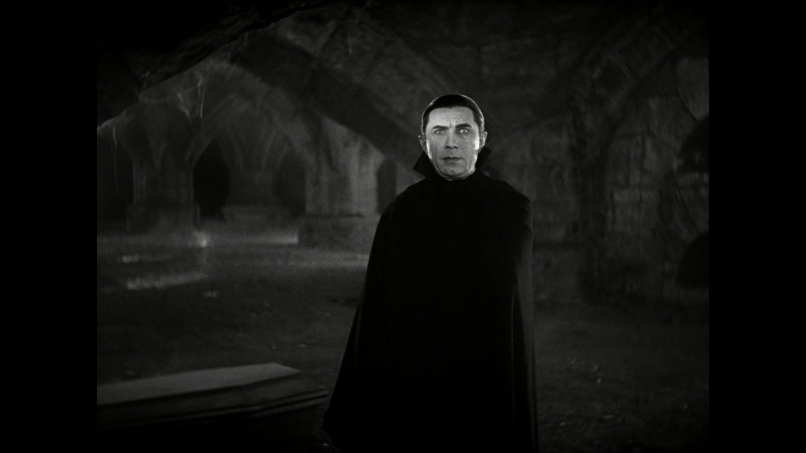 dracula 1931 The 100 Scariest Movies of All Time