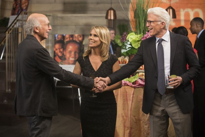 eaea74394e4c8c859af6de8df8e6f6d72dd87ebf793548513b9f3b2f0f643e63 Larry David Brings Curb Your Enthusiasm to the Masses
