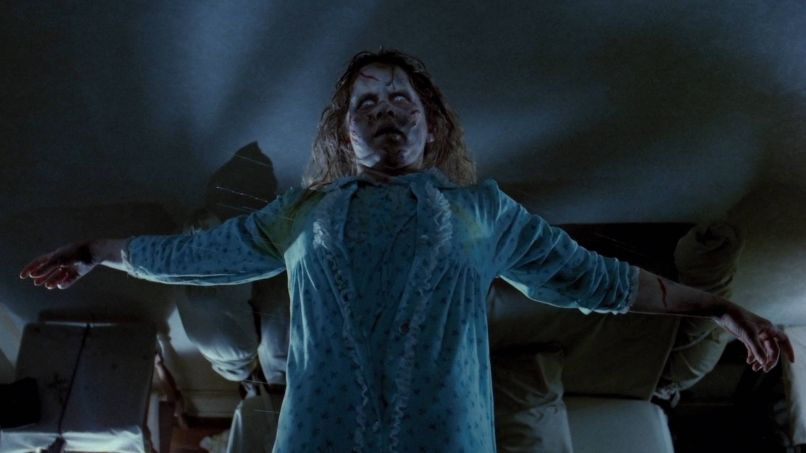 exorcist The 100 Scariest Movies of All Time