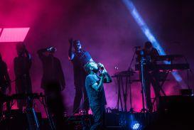 Gorillaz // Photo by Amy Price
